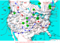 2003-02-03 Surface Weather Map NOAA.png