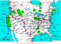 2005-03-19 Surface Weather Map NOAA.png