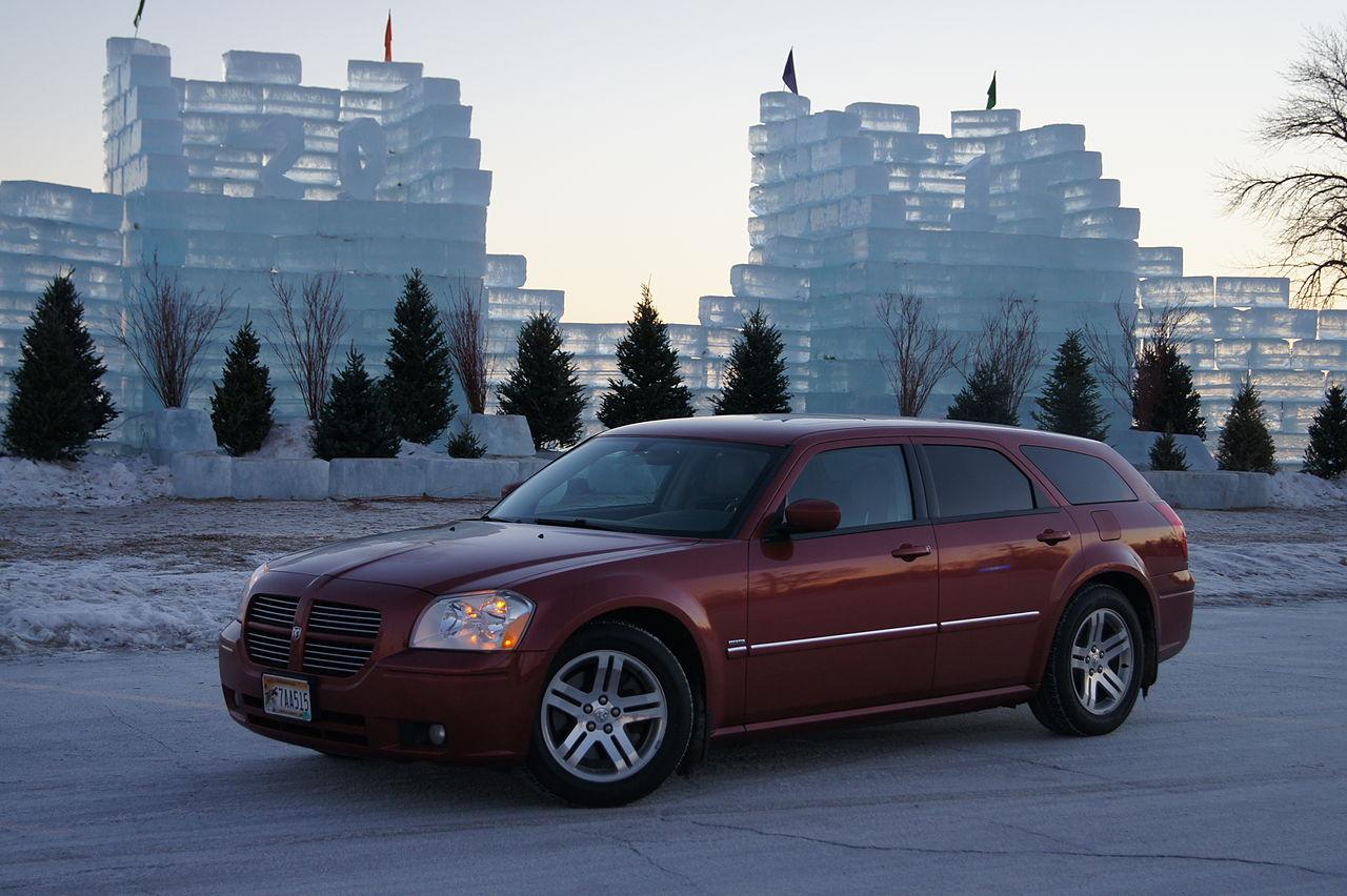 Dodge Magnum 2015 Usa