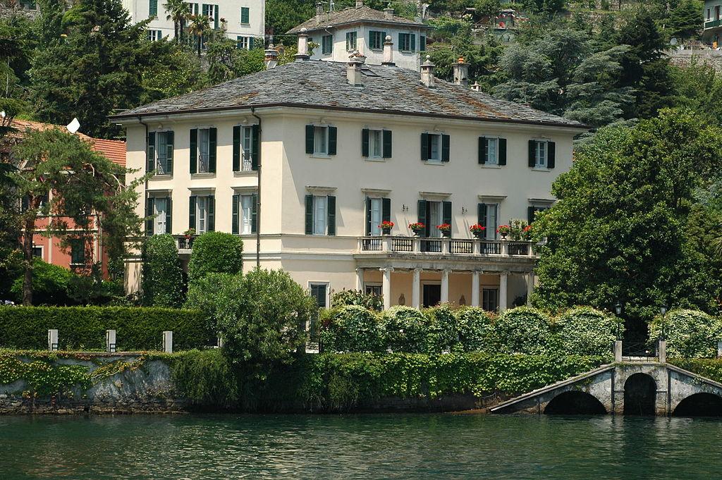 Villa Oleandra - Laglio - Clooney