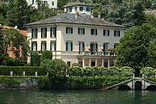 Villa Oleandra, residenza di Clooney sul Lago di Como