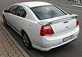 2006-2007 Mitsubishi 380 (DB II) SX sedan 00.jpg