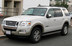 ford explorer wikipedia. Black Bedroom Furniture Sets. Home Design Ideas