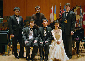 Gina Bachauer International Piano Competition - Laureates of the 2006 Gina Bachauer International Piano Competition