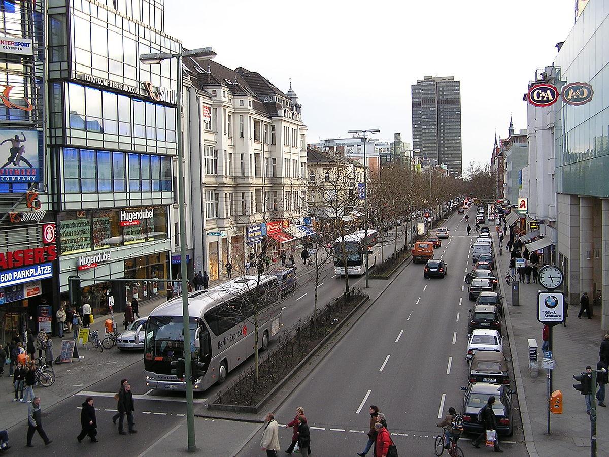 Steglitz wikipedia for Küchenstudio berlin steglitz