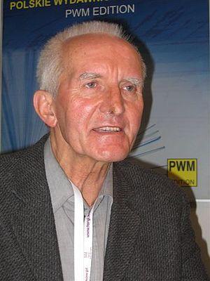 Zygmunt Konieczny - Zygmunt Konieczny, Kraków, 27 October 2007