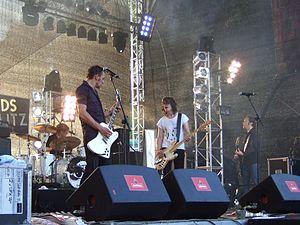 Gods of Blitz - Gods of Blitz, 28.07.07 in Hamburg