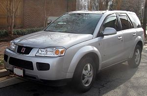 Saturn Vue - Image: 2007 Saturn Vue Green Line