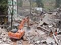 2008년 중앙119구조단 중국 쓰촨성 대지진 국제 출동(四川省 大地震, 사천성 대지진) DSC09470.JPG
