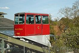 A Marzilibahn car, 2008