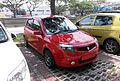 2008 Proton Savvy (Modified) in Singapore (01).jpg