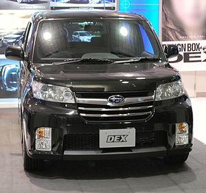 Toyota bB - 2008 Subaru Dex (JDM)