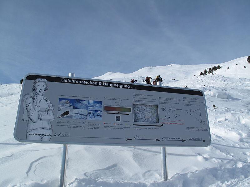Lampsenspitze tour