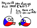 2012 Czech fake 1000 euro bill (Polandball).png