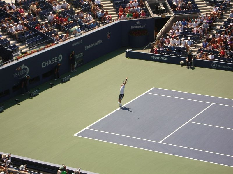 File:2012 US Open Novak Đ vs Rogerio D. Silva5.jpg