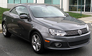 Volkswagen Eos - Volkswagen Eos (US; facelift)