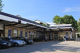 2012 at Maidenhead station - forecourt.jpg