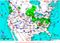 2013-03-18 Surface Weather Map NOAA.png