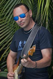 Martin Cilia British musician
