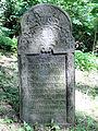 2013 Old jewish cemetery in Lublin - 21.jpg
