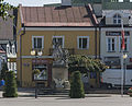 2014 Tarnobrzeg, pomnik Bartosza Głowackiego 01.JPG
