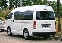 Mini Van Mercedes Benz >> Van - Wikipedia