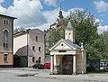 2015 Kapliczka ścięcia św. Jakuba w Wambierzycach 02.jpg