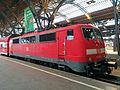 2016-01-14 DB 111 120-2 (Leipzig Hauptbahnhof) by DCB–2.jpg
