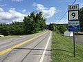 2016-06-25 16 07 57 View east along West Virginia State Route 9 (Henry W Miller Highway) just east of Apple Way in Paw Paw, Morgan County, West Virginia.jpg