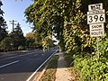2016-10-19 16 41 55 View west along Maryland State Route 396 (Massachusetts Avenue) at Western Avenue in Bethesda, Montgomery County, Maryland.jpg
