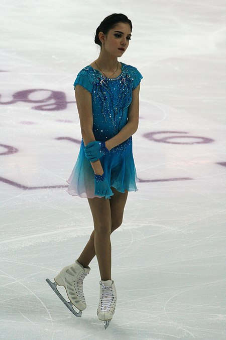 2016 Grand Prix of Figure Skating Final Evgenia Medvedeva IMG 3622.jpg