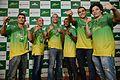 2016 Olympic boxers of Brazil.jpg