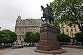 2017-05-25 Daniel of Galicia monument, Lviv 2.jpg