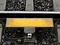 2017-09-19 (118) Intermittent train control systems (500 Hz PZB) at Bahnhof Ybbs an der Donau, Austria.jpg