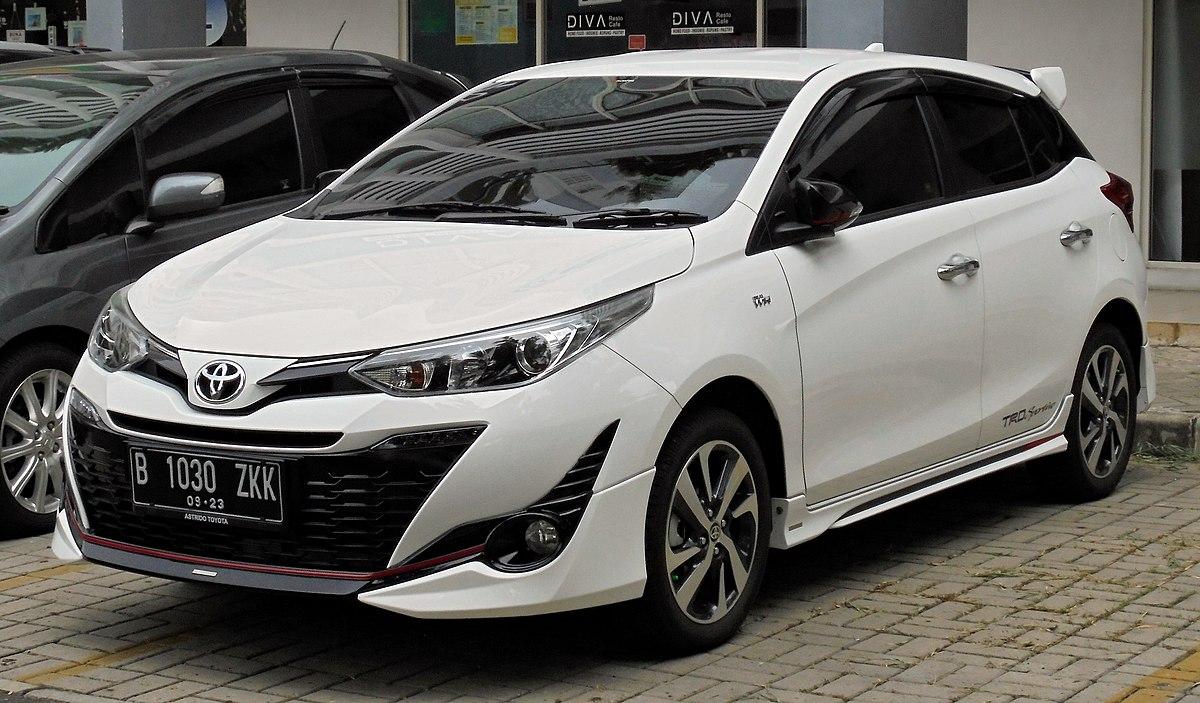 Toyota Yaris (XP150)