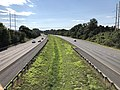 2019-07-14 17 41 17 View west along Interstate 70 from the overpass for Maryland State Route 180 (Jefferson Pike) in Ballenger Creek, Frederick County, Maryland.jpg