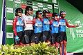 2019 Women's Tour - Team WNT-Rotor Pro Cycling.JPG