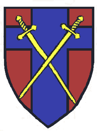 21st Army Group - 21st Army Group formation badge.