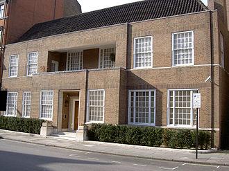Giles Gilbert Scott - 22 Weymouth Street