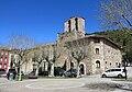 242 Santa Maria de Camprodon, angle sud-est.JPG