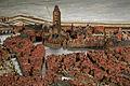 27291 Oudenaarde Plan en relief Sint-Walburgakerk 01.jpg