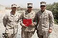 2nd MLG leadership conducts battlefield circulation 110831-M-EW245-180.jpg