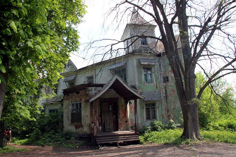 Парково-садибний комплекс барона фон Мекк