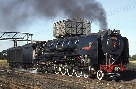 South African Class 25 condensing locomotive 3511 - Hartswater 240481.jpg
