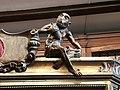 36 Fàbrica d'Anís del Mono (Badalona), sala de l'arxiu, detall de la vitrina d'exposició.jpg
