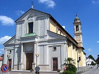 Cambiago - Image: 393Cambiago S Zenone