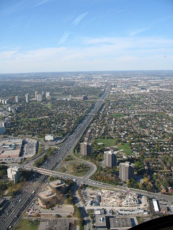 List of diagonal roads in Toronto  Wikipedia