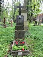 41-10-8-Grab-Thaddaeus-Robl-Alter-Suedl-Friedhof-Muenchen