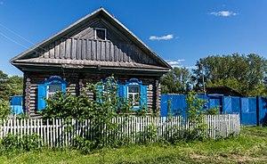 Krutinsky District - House in Krutinsky District