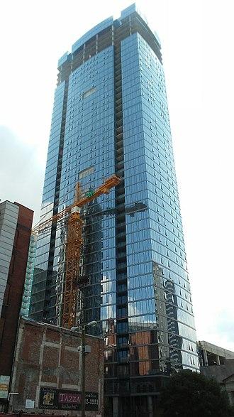 505 (Nashville) - Image: 505, Nashville (under construction), 2 August 2017